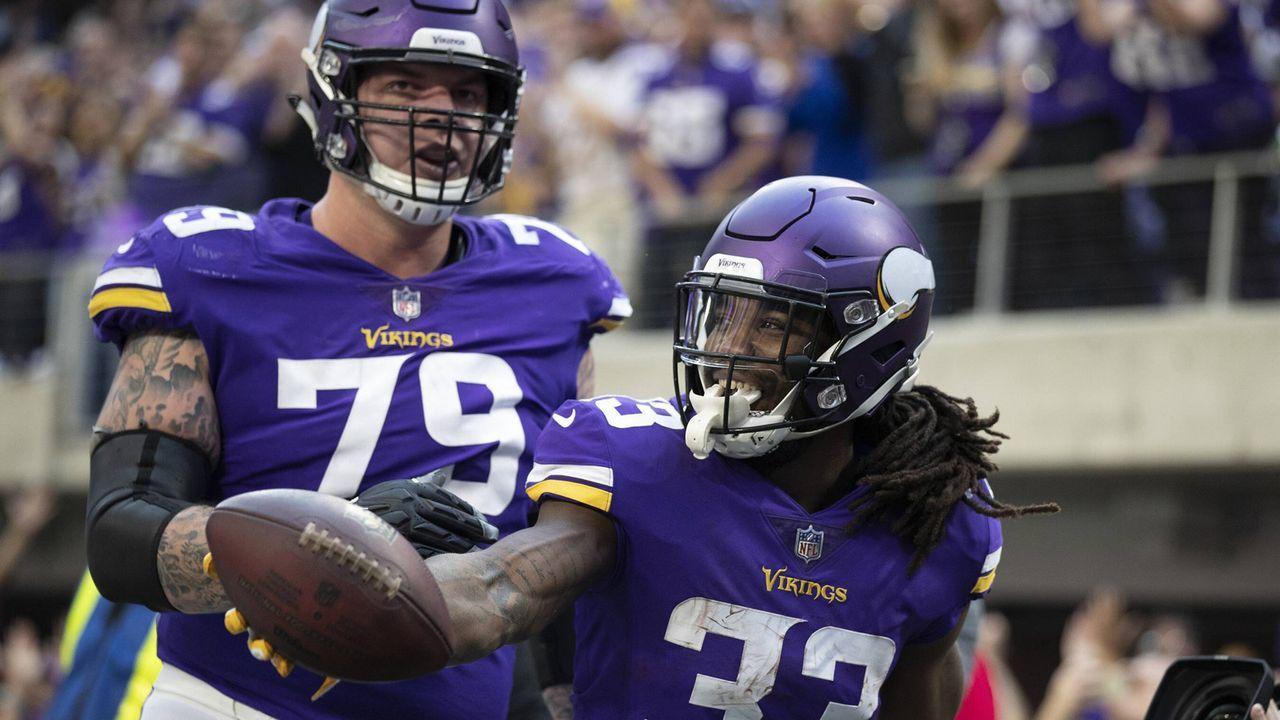 Minnesota Vikings - Bildquelle: imago/ZUMA Press