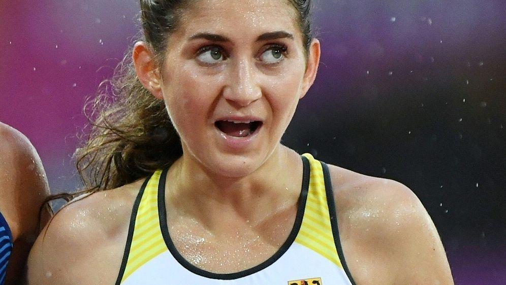 3000 Meter Hindernis: Gesa Krause verteidigt ihren Titel - Bildquelle: AFPSIDJEWEL SAMAD