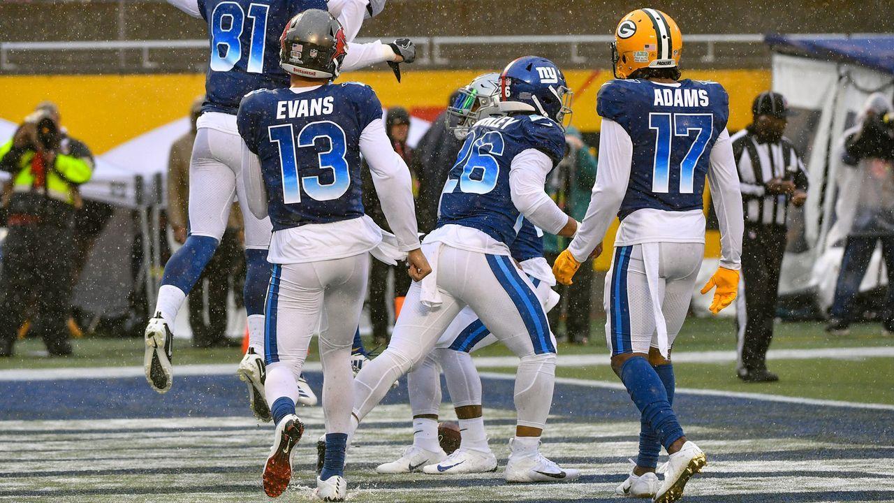 Pro Bowl 2020: Der Kader der NFC