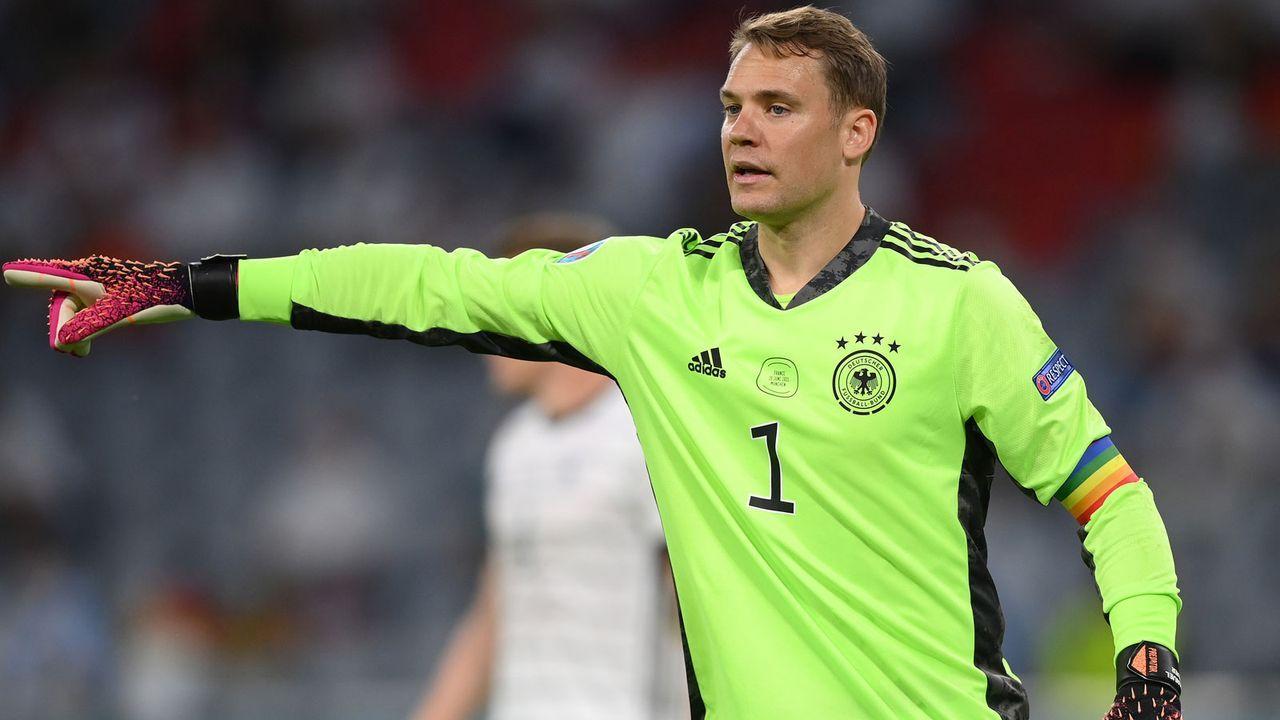 Manuel Neuer (Deutschland) - Bildquelle: Getty Images