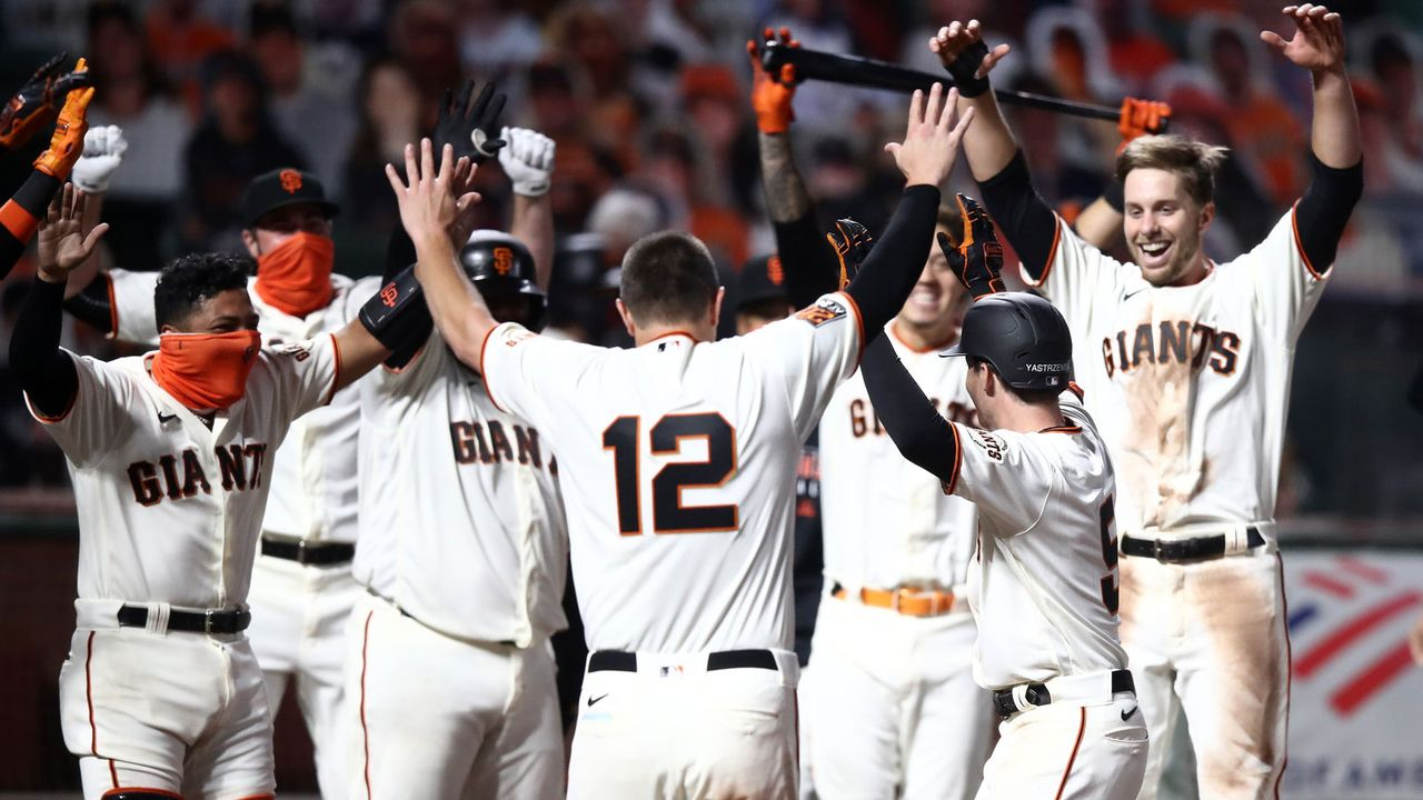 Platz 20 (geteilt) - San Francisco Giants (Baseball) - Bildquelle: Getty Images