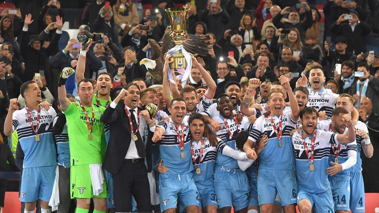 Italien: Lazio Rom - Bildquelle: 2019 Getty Images