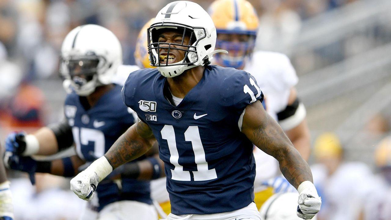 Pick 7: Micah Parsons (Linebacker, Penn State) - Bildquelle: imago images / ZUMA Press