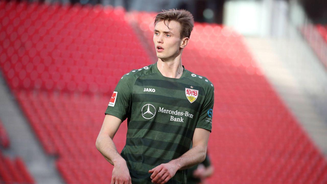 Sasa Kalajdzic (VfB Stuttgart) - Bildquelle: Imago Images