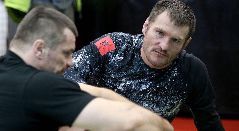 Sein Vorbild: Ex-UFC-Star Mirko Cro Cop - Bildquelle: imago/Pixsell