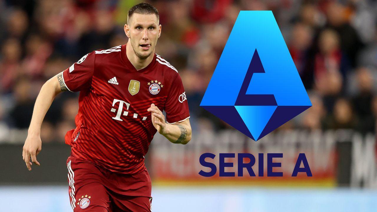Niklas Süle (FC Bayern München) - Bildquelle: 2021 Getty Images