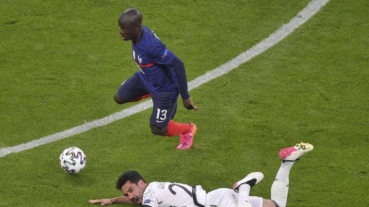 N'Golo Kante (Frankreich) - Bildquelle: Getty Images