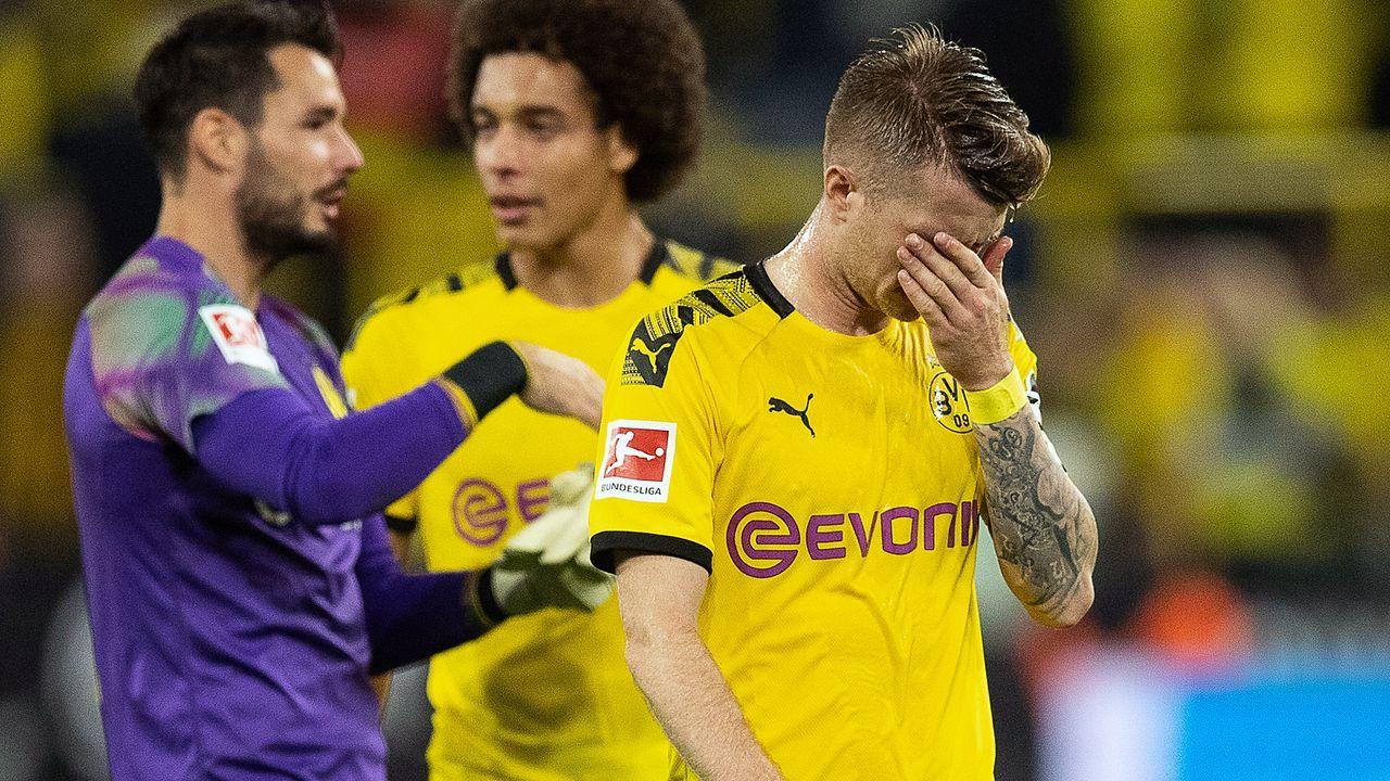 Borussia Dortmund (Bundesliga/Deutschland) - Bildquelle: 2019 Getty Images