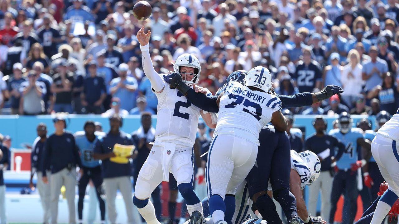 Indianapolis Colts (0-3) - Bildquelle: 2021 Getty Images