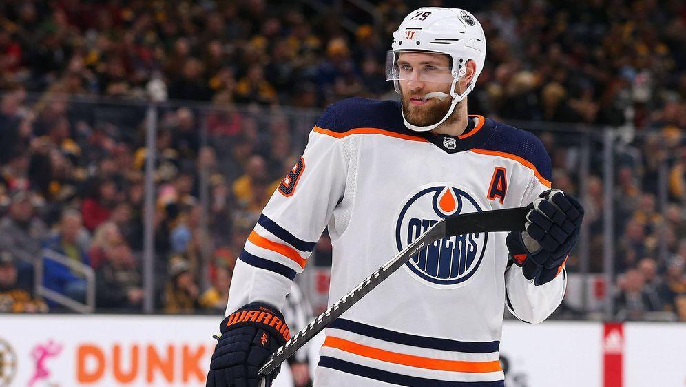 Nach seinem Doppelpack gegen die St. Louis Blues wieder auf Rang ein der NHL... - Bildquelle: imago images/ZUMA Press