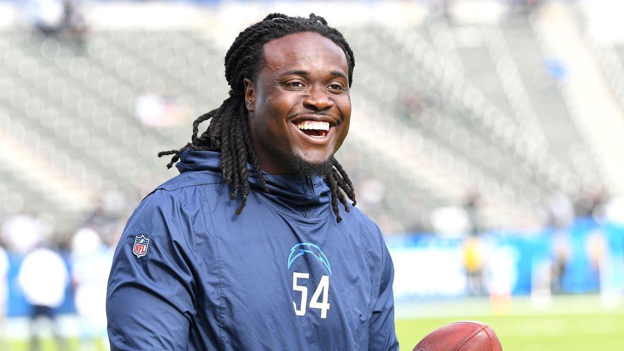 Melvin Ingram (Pittsburgh Steelers - Defensive End) - Bildquelle: 2019 Getty Images