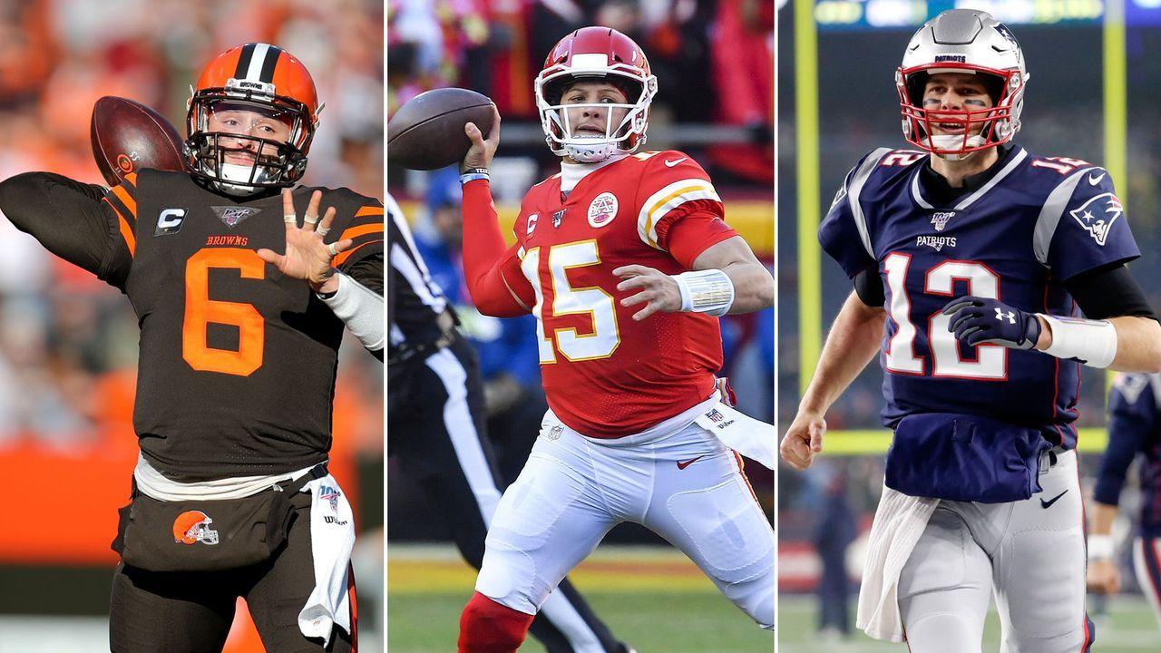 NFL: Die meistverkauften Trikots 2019 - Bildquelle: imago