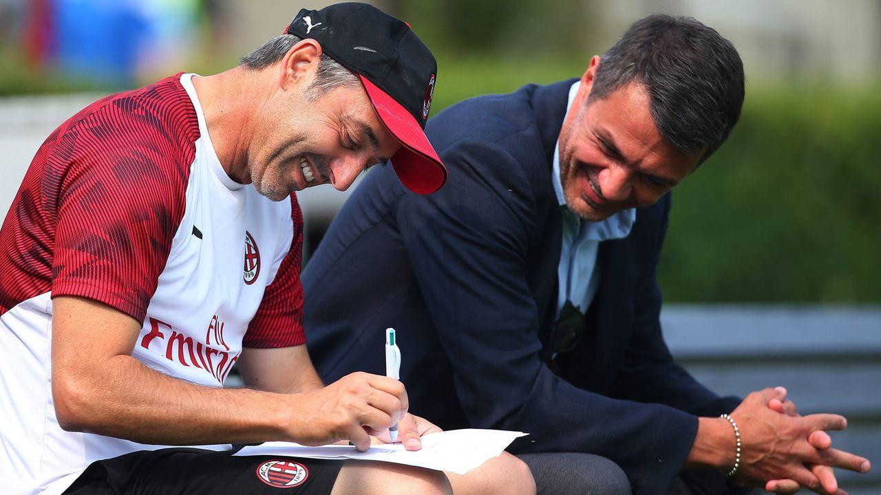 AC Mailand - Bildquelle: imago images / LaPresse