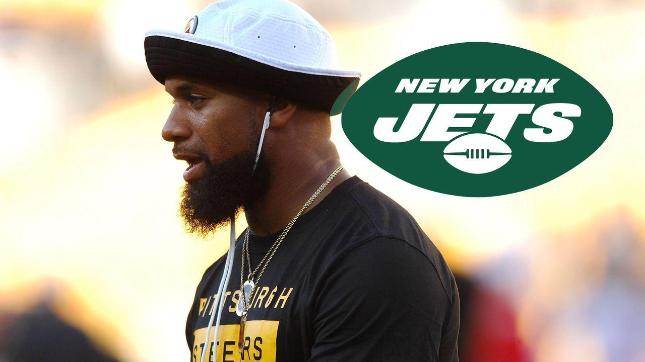 Donte Moncrief (New York Jets) - Bildquelle: Imago