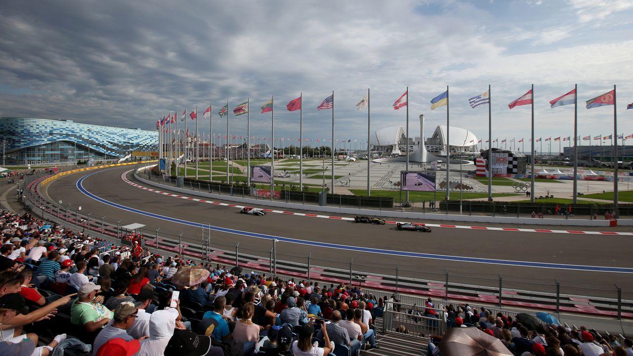 Sochi Autodrom, Russland  - Bildquelle: 2018 Getty Images