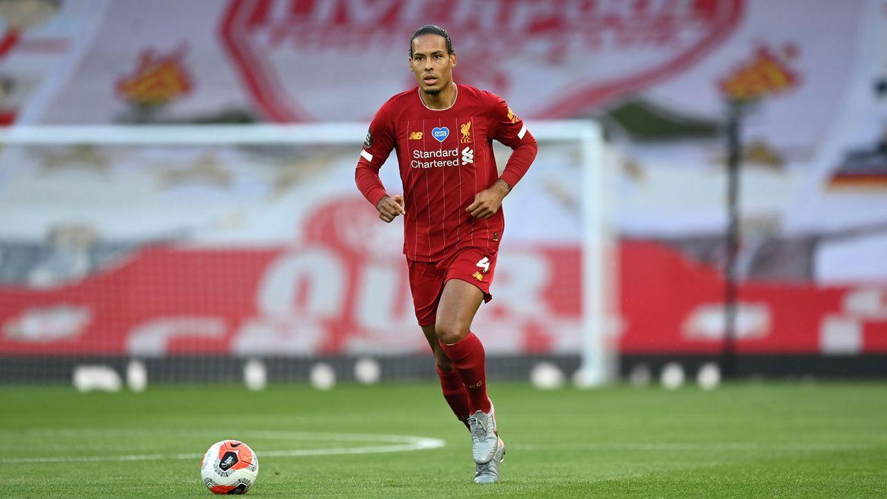 Virgil van Dijk (FC Liverpool) - Bildquelle: 2020 Getty Images