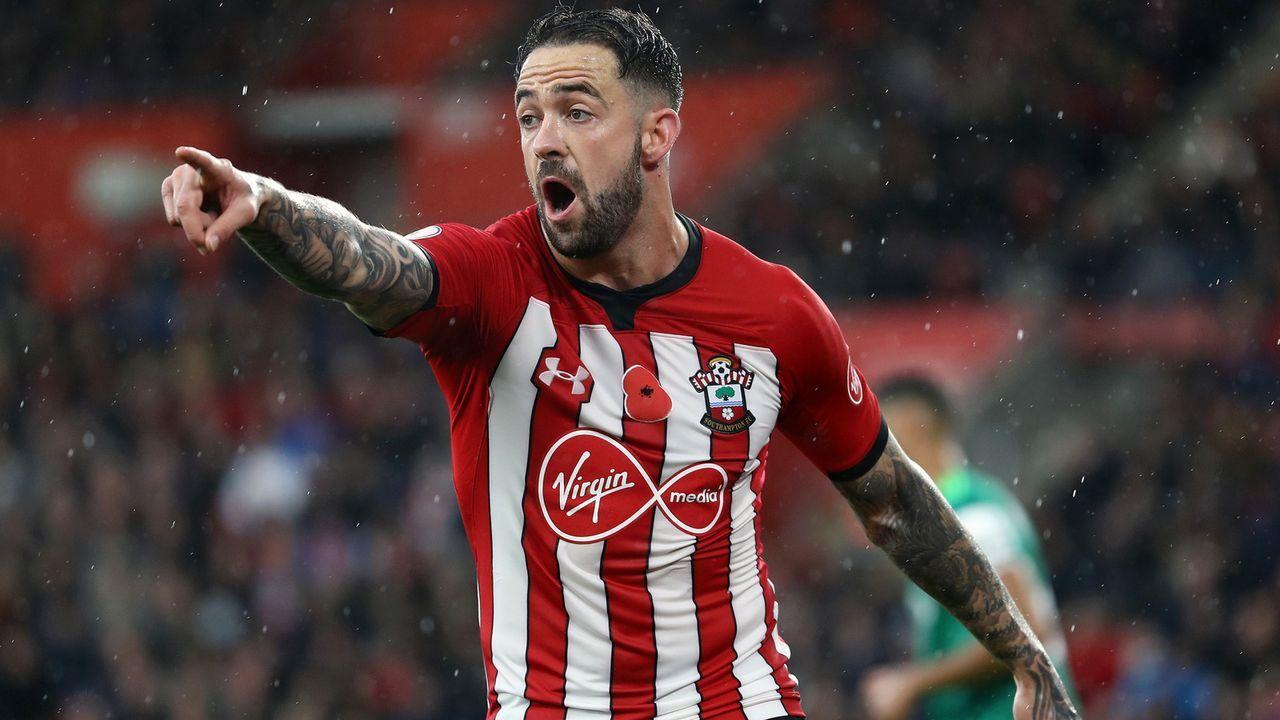 Danny Ings (FC Southampton) - Bildquelle: 2018 Getty Images