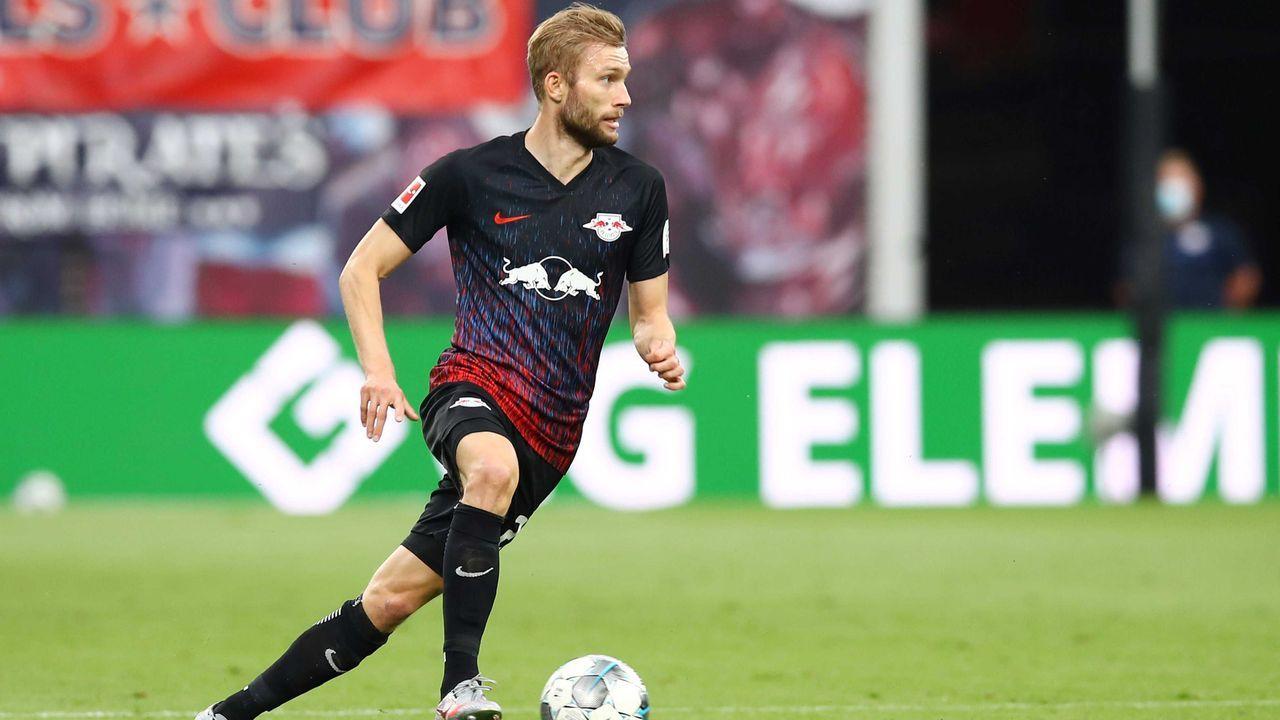 Mittelfeld: Konrad Laimer (RB Leipzig)  - Bildquelle: imago
