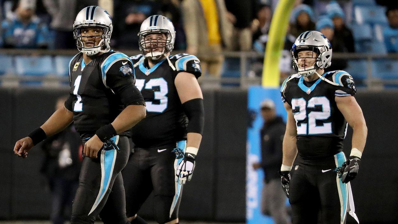 Verlierer: Carolina Panthers - Bildquelle: Getty Images