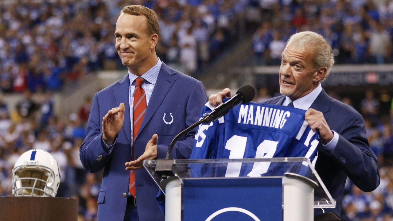 Indianapolis Colts - Jim Irsay - Bildquelle: imago/ZUMA Press