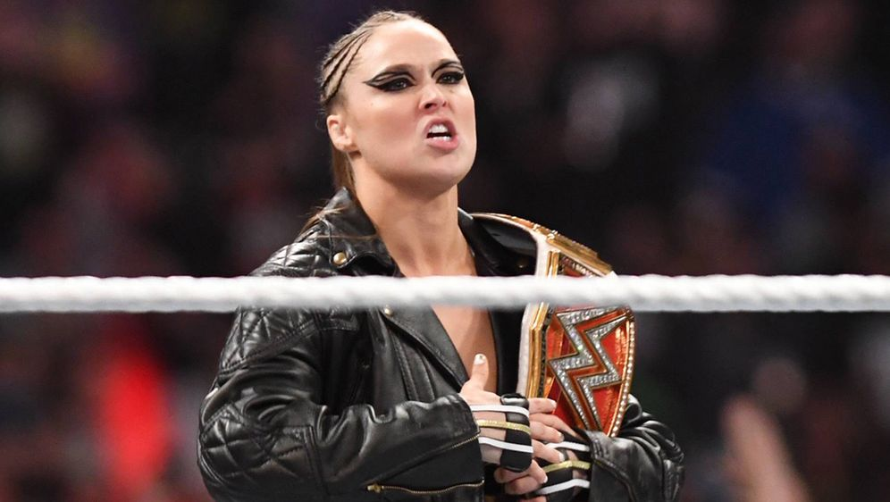 Ronda Rousey macht eine Babypause. - Bildquelle: imago/MediaPunch