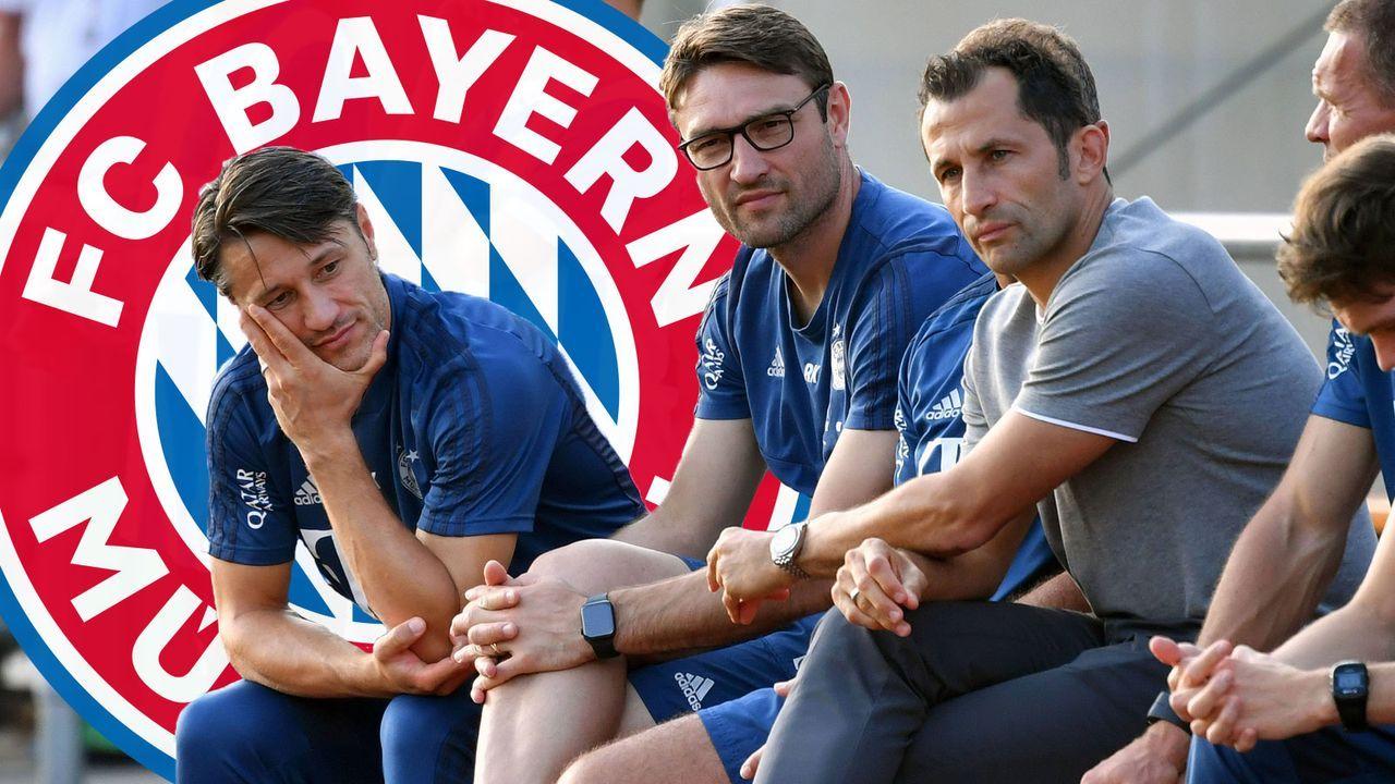 11 steile Thesen zur Saison des FC Bayern München - Bildquelle: imago images / Sven Simon