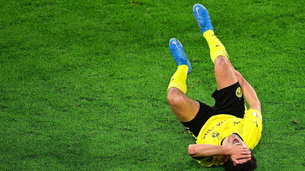Mateu Moreys Verletzung schockt Borussia Dortmund - Bildquelle: Tim Groothuis/Witters/nordphoto GmbH