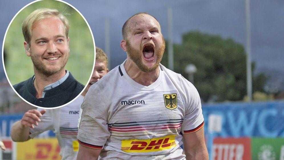 Rugby-Deutschland steht vor dem wohl größten Spiel der Geschichte. Gegen Kan... - Bildquelle: Imago / ran.de