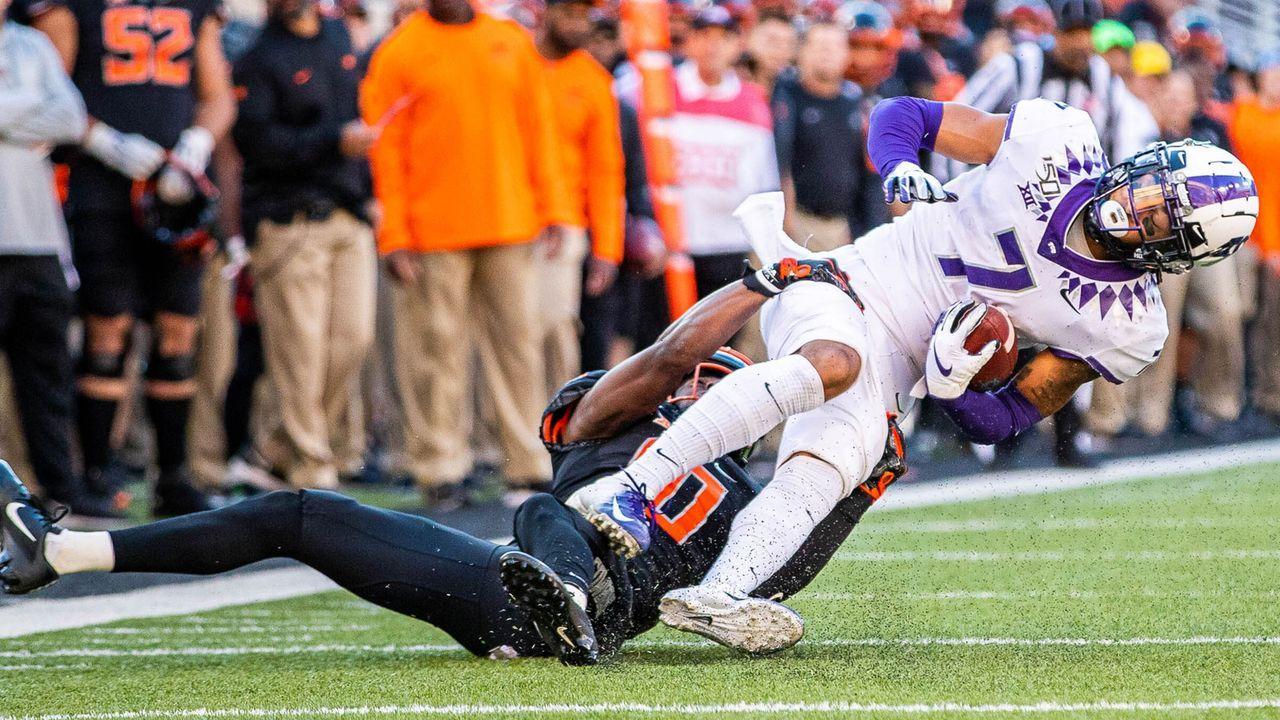 27. Pick: Baltimore Ravens - Trevon Moehrig (Safety) - Bildquelle: imago images/ZUMA Press