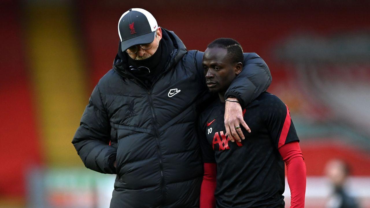 Sadio Mane (FC Liverpool) - Bildquelle: Getty Images