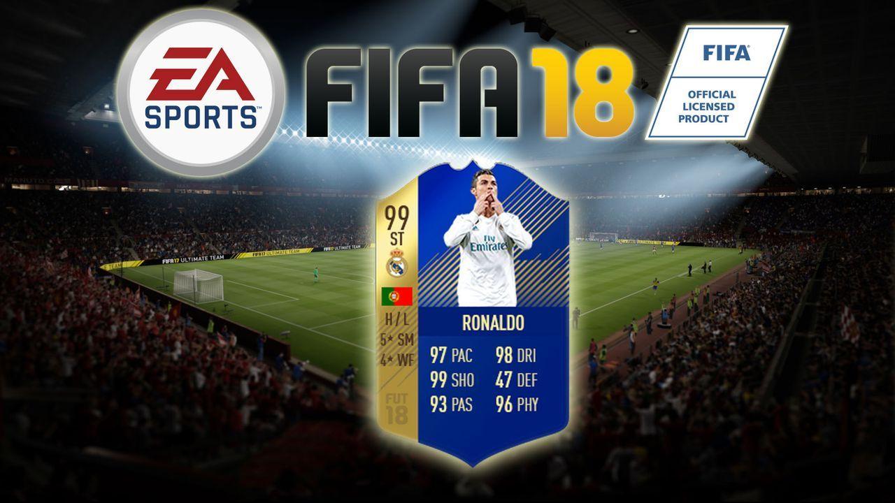 Cristiano Ronaldo - Bildquelle: EA Sports