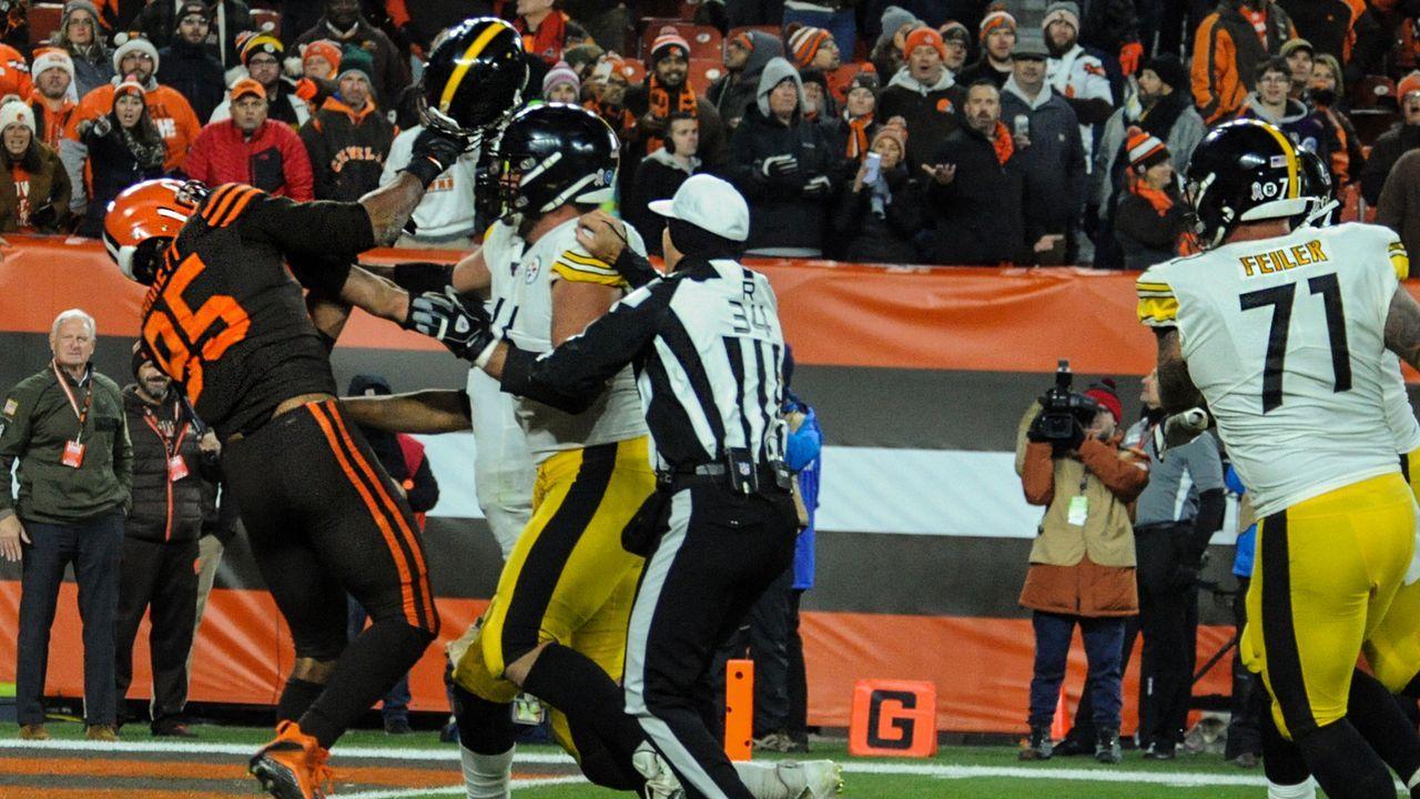 5. Myles Garrett (Cleveland Browns) - Bildquelle: imago images/ZUMA Press