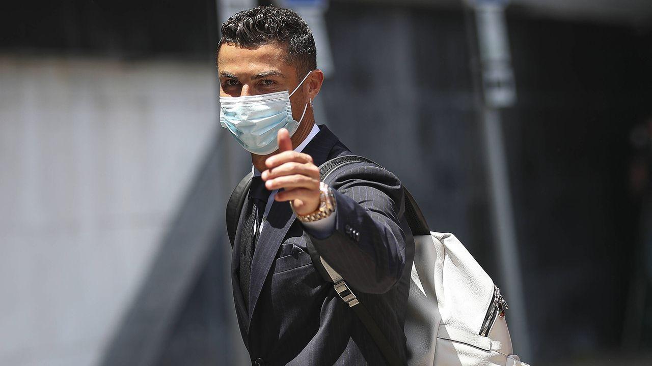 So lief Ronaldos Auftritt gegen Ungarn - Bildquelle: imago