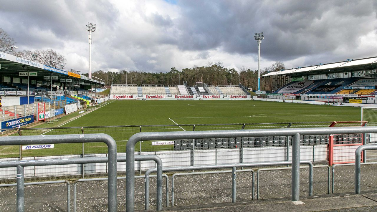 SV Meppen - Hertha BSC - Bildquelle: imago images/Steffen Kuttner