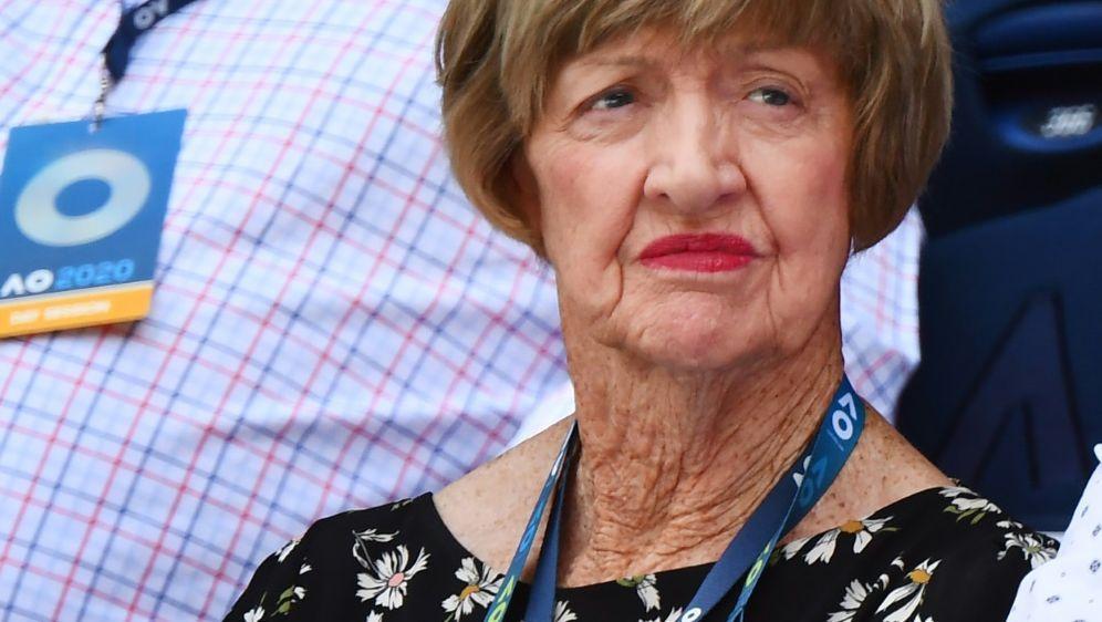 Margaret Court will Auszeichnung nicht zurückgeben - Bildquelle: AFPSIDWILLIAM WEST