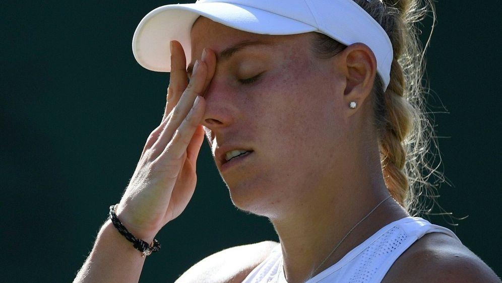 Kerber belegt nach Wimbledon bestenfalls Platz zwölf - Bildquelle: PIXATHLONPIXATHLONSID