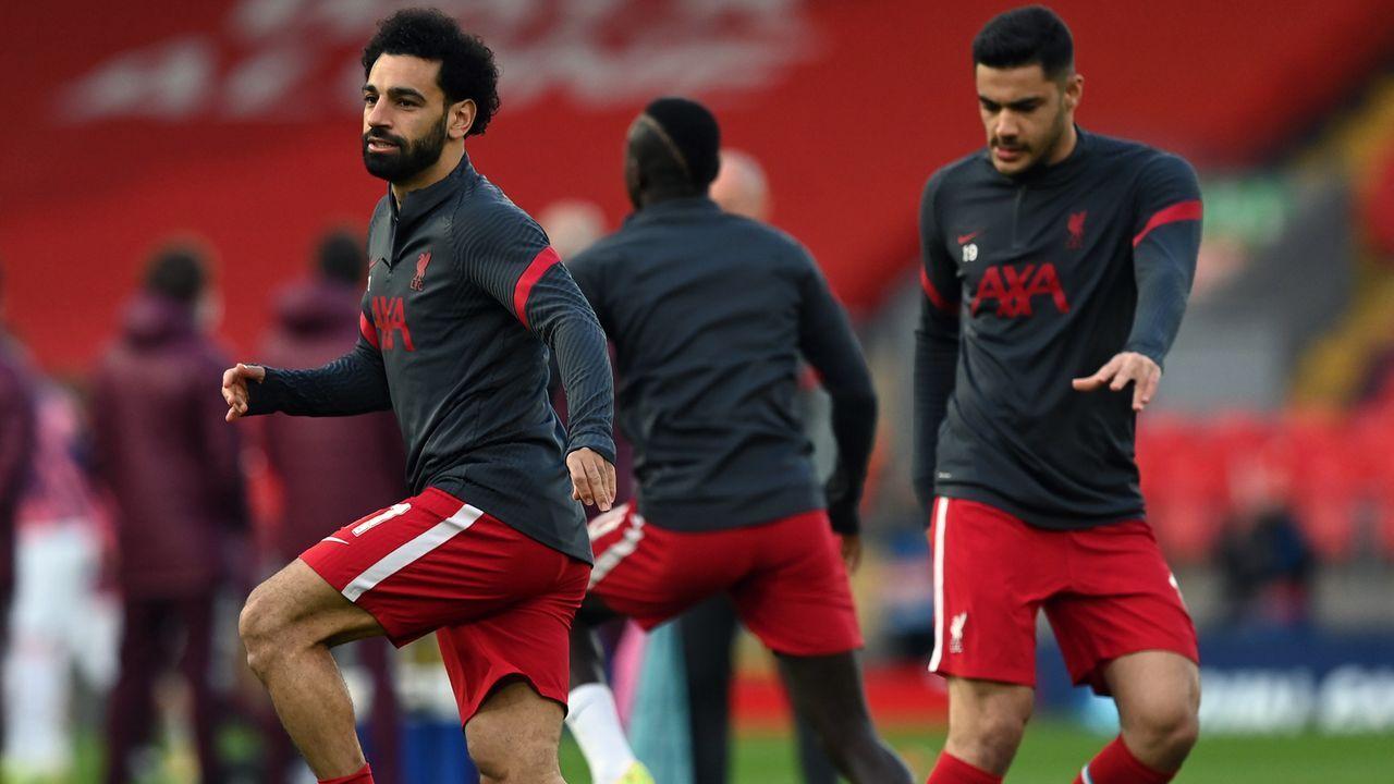 FC Liverpool - Bildquelle: 2021 Getty Images