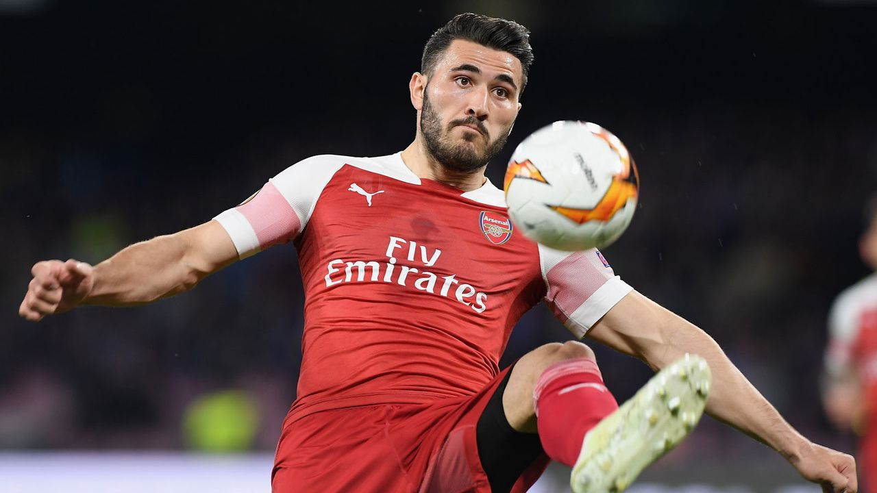 Sead Kolasinac - Bildquelle: 2019 Getty Images