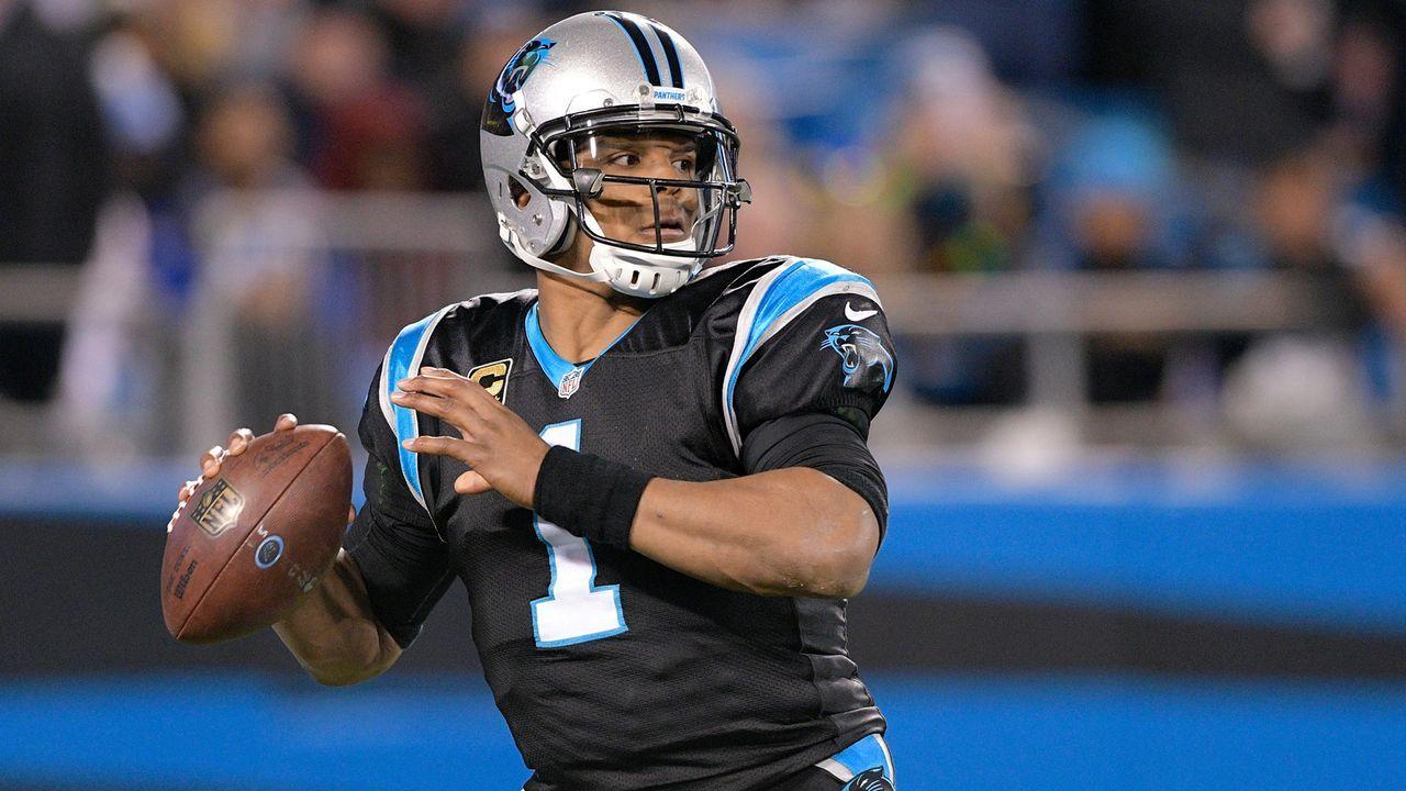 Cam Newton (Quarterback, Carolina Panthers) - Bildquelle: 2018 Getty Images