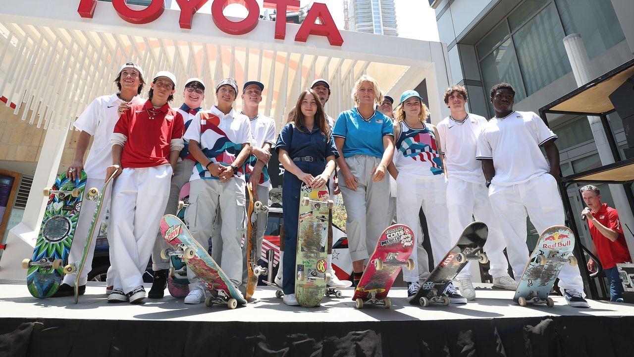 Neue Sportarten: Skateboard - Bildquelle: Getty Images