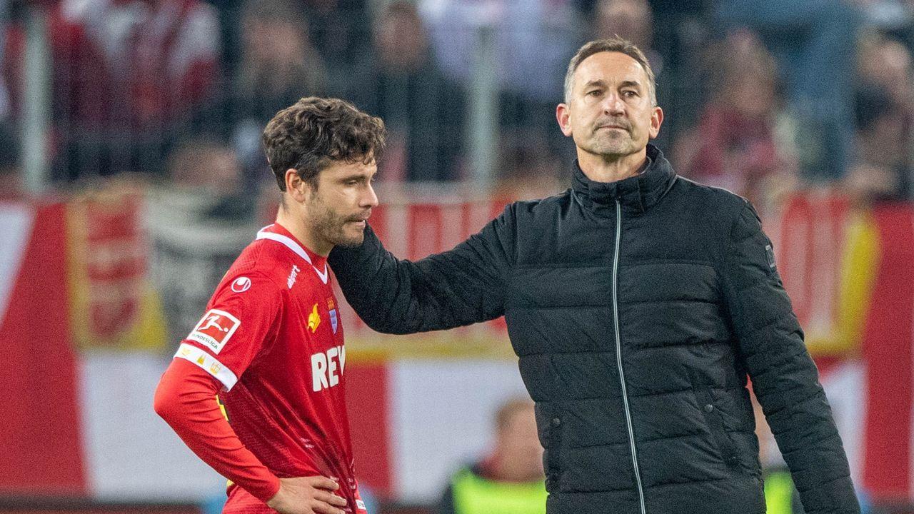 Achim Beierlorzer (1. FC Köln, Trennung am 9. November 2019) - Bildquelle: imago images/Sven Simon