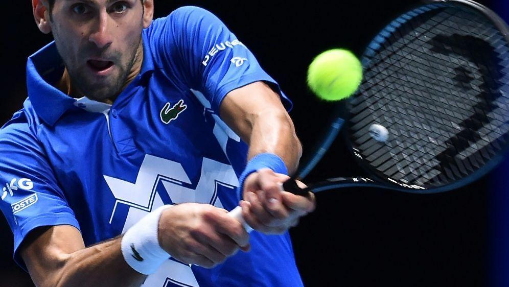 Djokovic holt seinen neunten Titel in Australien - Bildquelle: AFPSIDGLYN KIRK