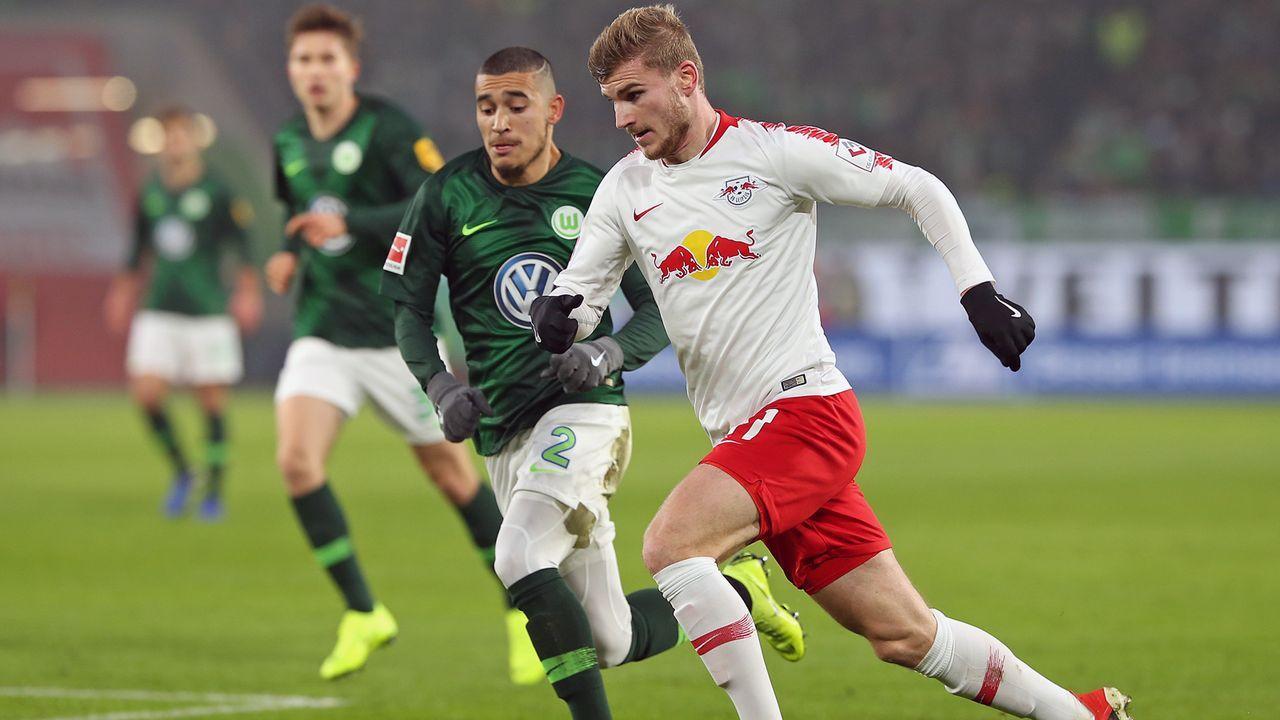 RB Leipzig - VfL Wolfsburg 2:3 - Bildquelle: 2018 Getty Images