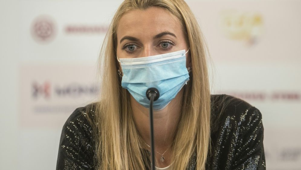 "Tennisstar Petra Kvitova: ""Würde es lieber absagen"" - Bildquelle: AFPSIDMICHAL CIZEK"