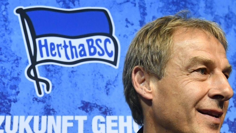 Klinsmann sieht Potential in den Berliner Fans - Bildquelle: AFPSIDJOHN MACDOUGALL