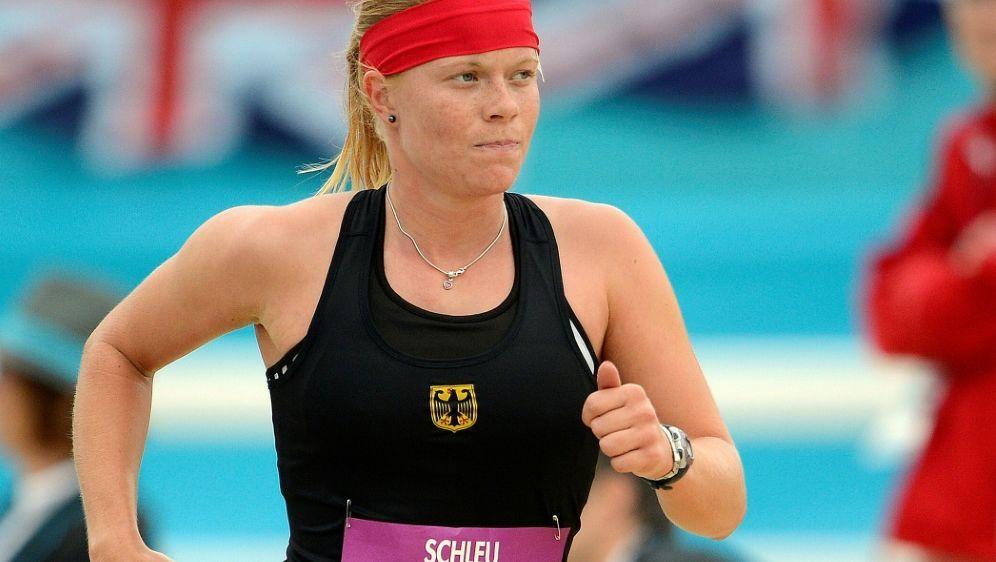 Guter Start für Fünfkämpferin Annika Schleu - Bildquelle: FIROFIROSID