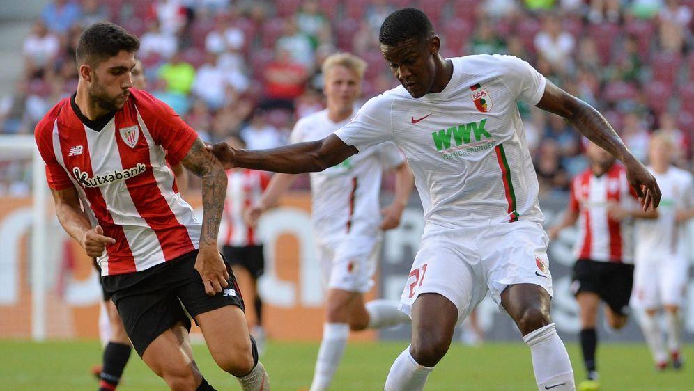 Augsburger verlieren gegen Bilbao mit 0:1 - Bildquelle: imago