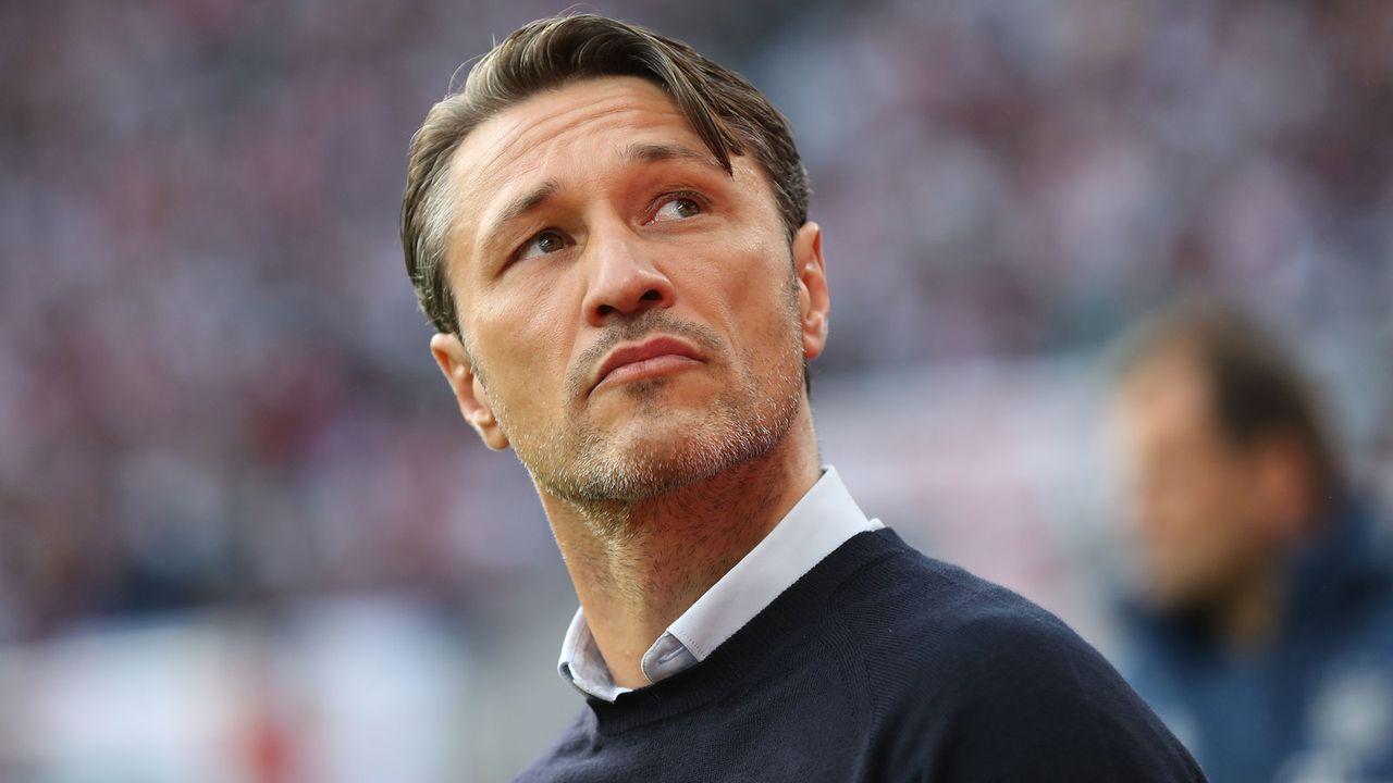 Niko Kovac  - Bildquelle: 2019 Getty Images