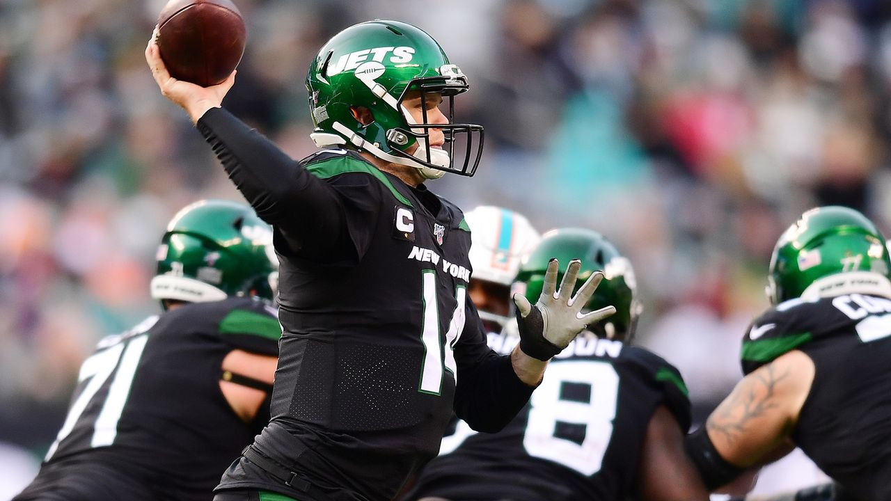 New York Jets - Bildquelle: 2019 Getty Images