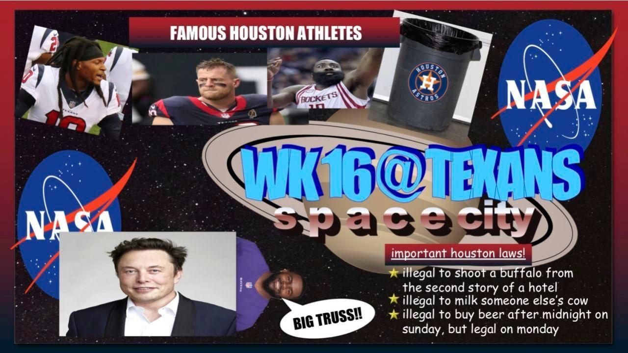 Week 16: @ Houston Texans - Bildquelle: Los Angeles Chargers